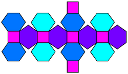 inside-out tesseract model