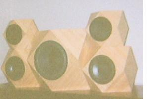 Hypercube speaker array
