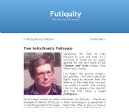 my blog Futiquity