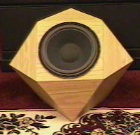 tesseract loudspeaker