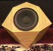 hypercube loudspeaker