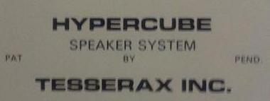 Tesserax card circa 1978